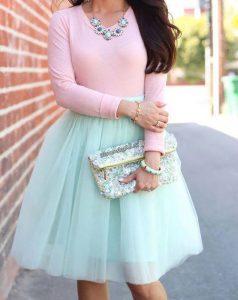 Paci sa Vam tento typ sukne?